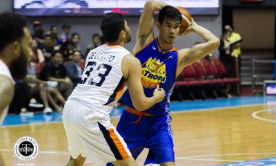 Tiebreaker Times With Joshua Smith out, Troy Rosario leads TNT's charge Basketball News PBA  Troy Rosario TNT Katropa PBA Season 43 Joshua Smith 2018 PBA Commissioners Cup