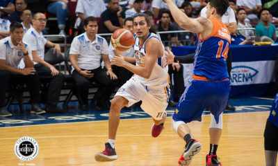 Tiebreaker Times Pressure on for Alex Mallari, NLEX veterans to step up as tough stretch looms Basketball News PBA  Yeng Guiao PBA Season 43 NLEX Road Warriors Alex Mallari 2018 PBA Commissioners Cup