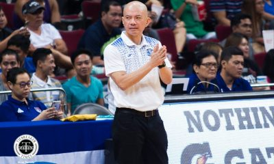 Tiebreaker Times Yeng Guiao looks to tinker with NLEX backcourt: 'Maybe we should look elsewhere' Basketball News PBA  Yeng Guiao PBA Season 44 NLEX Road Warriors 2019 PBA Philippine Cup