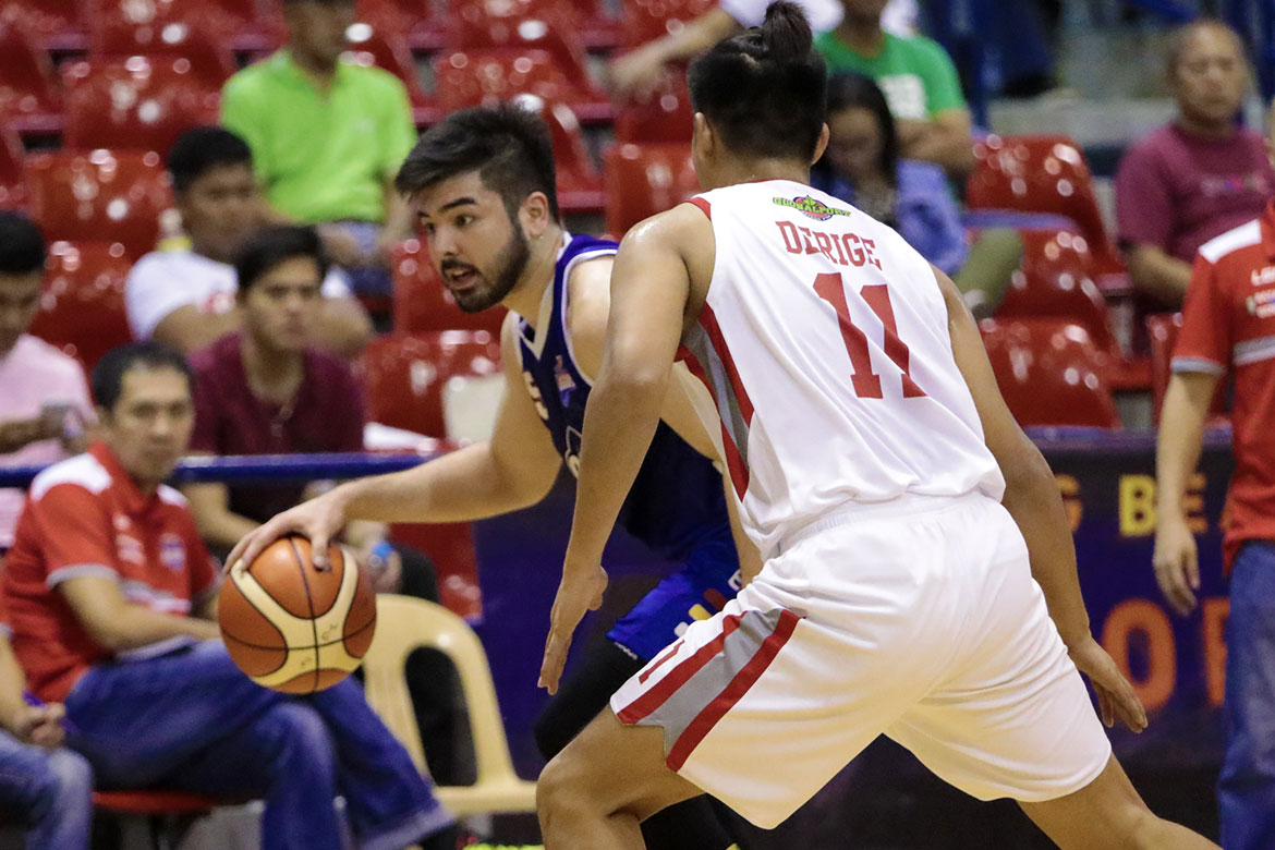 Tiebreaker Times Andre Paras says AMA has to win 'no matter what' as Titans go 0-5 Basketball News PBA D-League  André Paras AMA Online Education Titans 2018 PBA D-League Season 2018 PBA D-League Foundation Cup