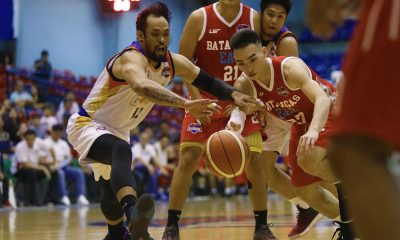 Tiebreaker Times Fuming Jerwin Gaco on MPBL's Manila Stars: 'Ang unprofessional kausap' Basketball News PBA D-League  Jerwin Gaco Go-for-Gold Scratchers 2018 PBA D-League Season 2018 PBA D-League Foundation Cup 2018 MPBL Season