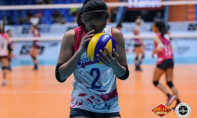 Tiebreaker Times Alyssa Valdez bracing for tough Finals News PVL Volleyball  Creamline Cool Smashers Alyssa Valdez 2018 PVL Season 2018 PVL Open Conference