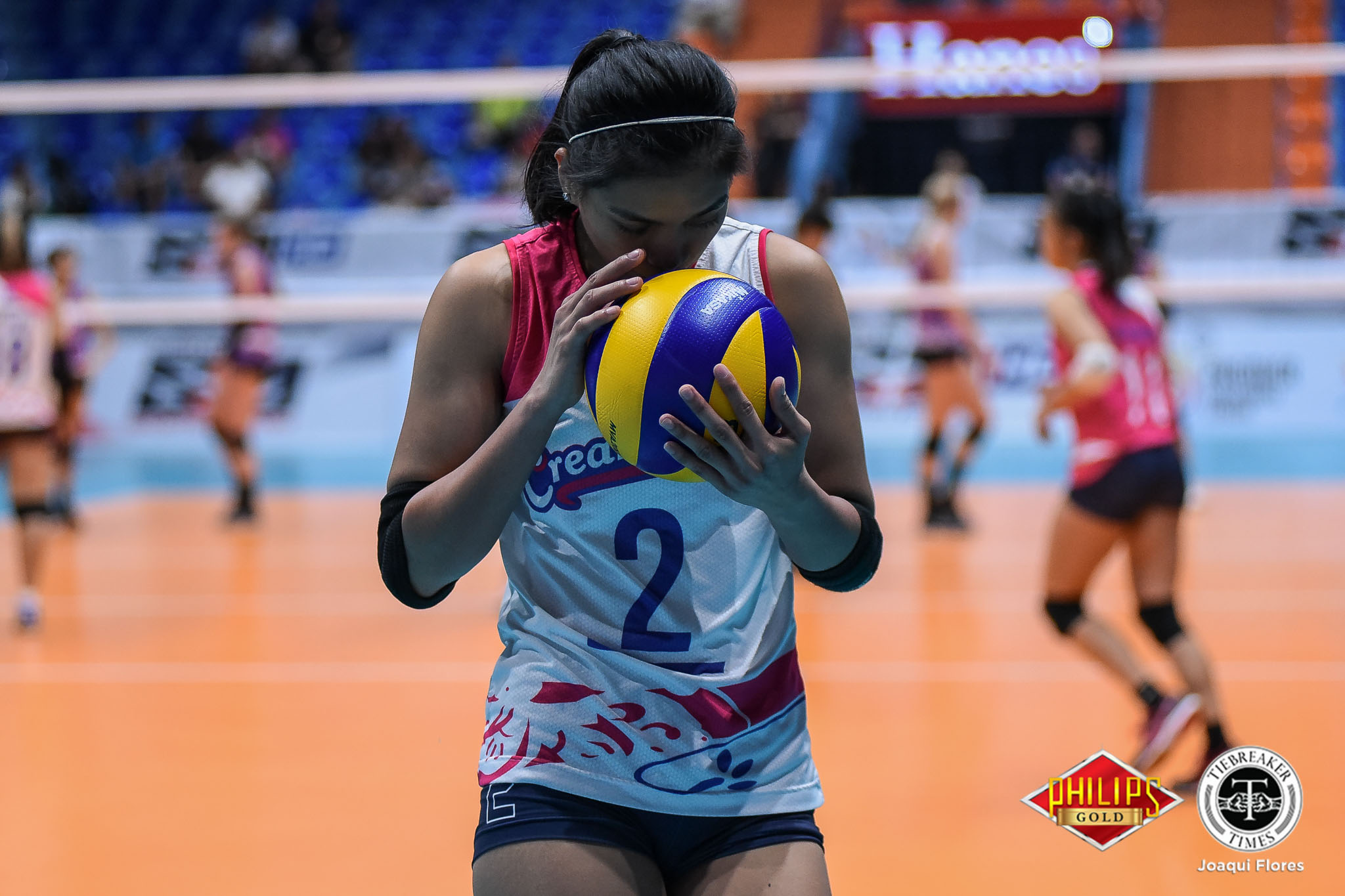 Tiebreaker Times Alyssa Valdez mindful of commitments to Creamline ahead of PWVNT's PSL stint News PSL PVL Volleyball  Creamline Cool Smashers Alyssa Valdez 2018 PVL Women's Reinforced Conference 2018 PVL Season 2018 PSL Season 2018 PSL Invitational Cup 2018 Asian Games-Volleyball