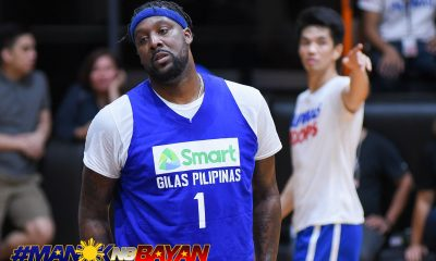 Tiebreaker Times Nine players attend GIlas practice 2019 FIBA World Cup Qualifiers Basketball Gilas Pilipinas News  Yeng Guiao Paul Lee Matthew Wright Mark Barroca Kiefer Ravena JP Erram Gilas Pilipinas Men Gabe Norwood CJ Perez Beau Belga Andray Blatche 2019 FIBA World Cup