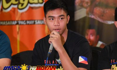 Tiebreaker Times Unfazed RC Calimag on facing potential NBA talent: 'Player din kami' Basketball Gilas Pilipinas News  RC Calimag Mike Oliver Josh Reyes Batang Gilas 2018 FIBA Under-17 World Cup