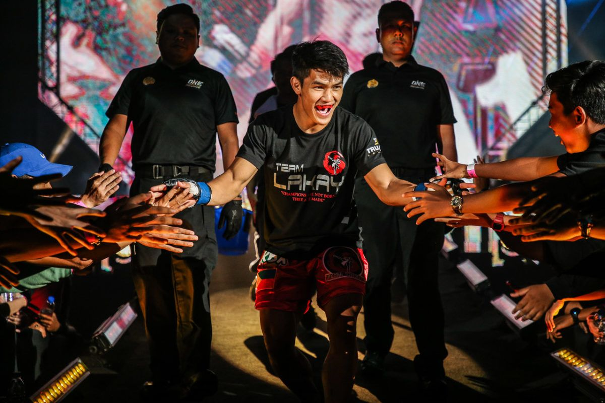 Tiebreaker Times Danny Kingad sees ONE Flyweight GP as path to another title shot Mixed Martial Arts News ONE Championship  Danny Kingad