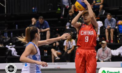 Tiebreaker Times China impresses, leads first four teams en route to QF 2018 FIBA 3X3 World Cup 3x3 Basketball News  Spain (Basketball) Marielle Giroud Hungary (Basketball) France (Basketball) China (Basketball) 2018 FIBA 3x3 World Cup - Women's
