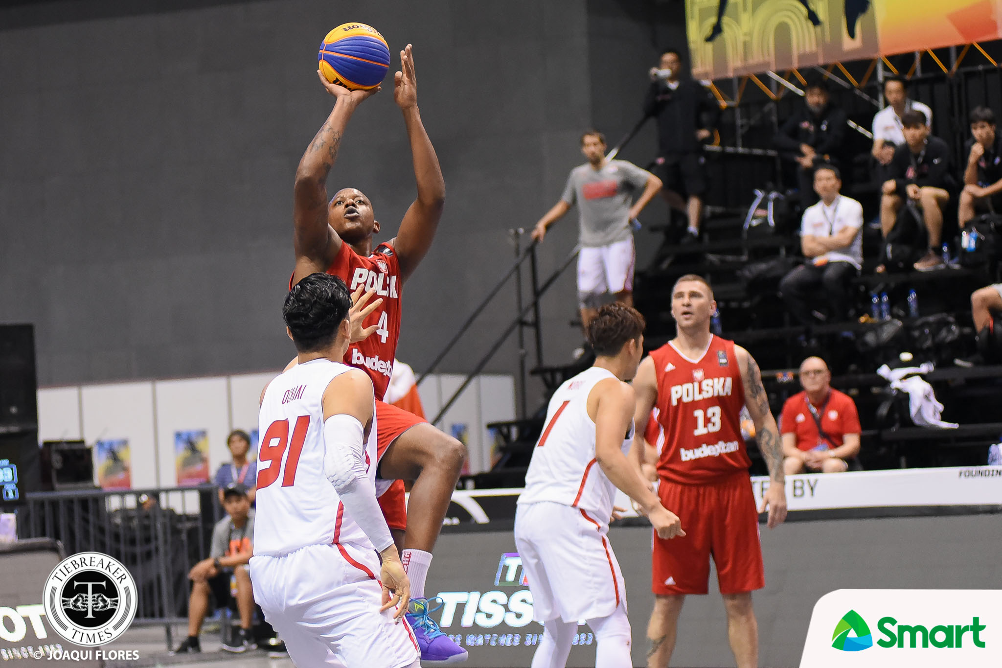FIBA 3X3 Poland vs. Japan – Michael Hicks-9174