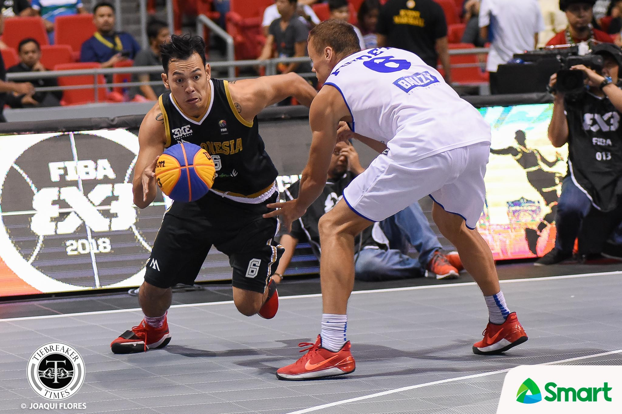 Tiebreaker Times On-vacation Biboy Enguio answers call for Indonesia 2018 FIBA 3X3 World Cup 3x3 Basketball News  Indonesia (Basketball) Biboy Enguio 2018 FIBA 3X3 World Cup - Men's