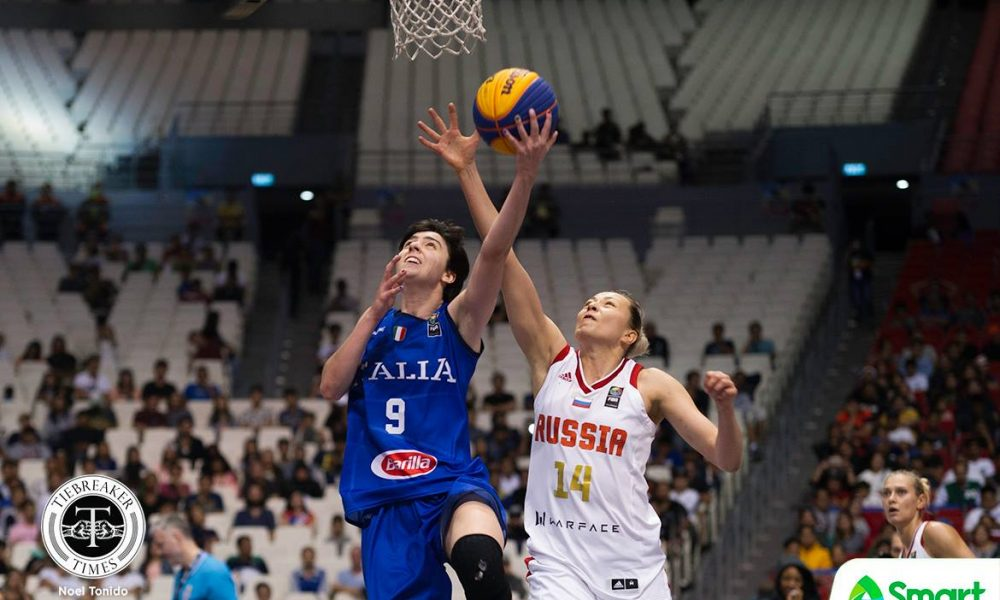 FIBA 3X3 World Cup – Italy def Russia – Flippi (2)