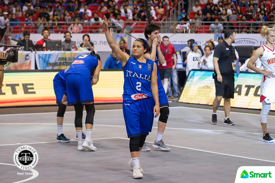 FIBA-3X3-World-Cup-Italy-def-Russia-Rei-Lin-Dalie Italy embraces 'Puso' during World Cup 2018 FIBA 3X3 World Cup 3x3 Basketball News  - philippine sports news