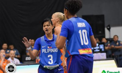 Tiebreaker Times Gilas handed rout by New Zealand in Jones Cup debut Basketball Gilas Pilipinas News  Patrick Aquino New Zealand (Basketball) Kelli Hayes Gilas Pilipinas Women Afril Bernardino 2019 William Jones Cup