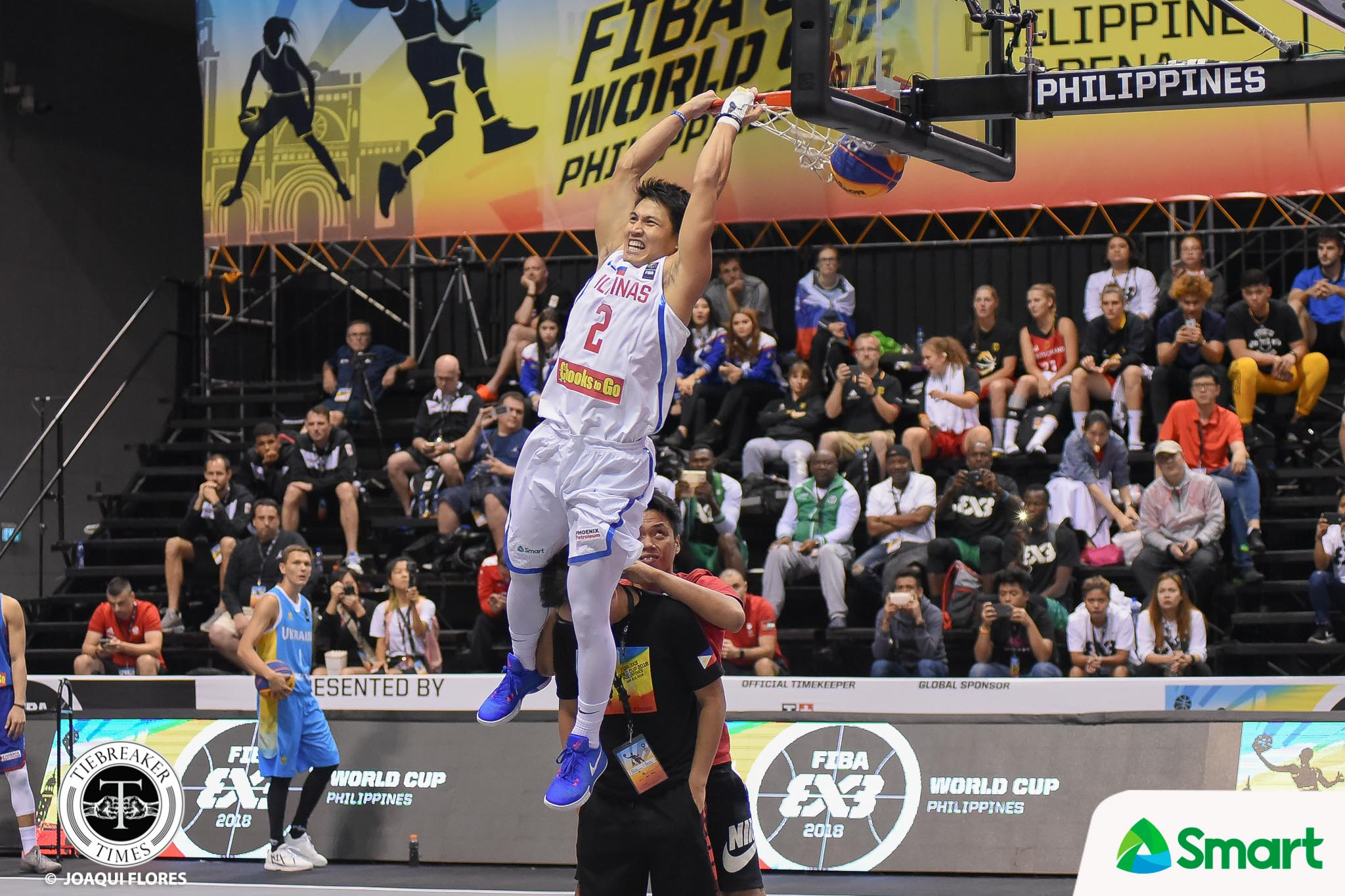 FIBA 3×3 World Cup Dunk Qualifier – Carlos-9394