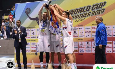 Tiebreaker Times Serbia's advice on Philippines' 3X3 program: 'They need to work hard' 2018 FIBA 3X3 World Cup 3x3 Basketball News  Serbia (Basketball) Dusan Bulut Dejan Majstorovic 2018 FIBA 3X3 World Cup - Men's