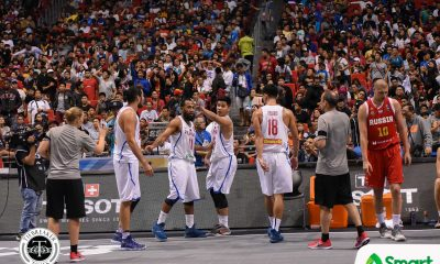 Tiebreaker Times Gilas 3x3 ends campaign on a high note 2018 FIBA 3X3 World Cup 3x3 Basketball Gilas Pilipinas News  Troy Rosario Stanley Pringle Russia (Basketball) Ronnie Magsanoc Roger Pogoy Christian Standhardinger 2018 FIBA 3X3 World Cup - Men's