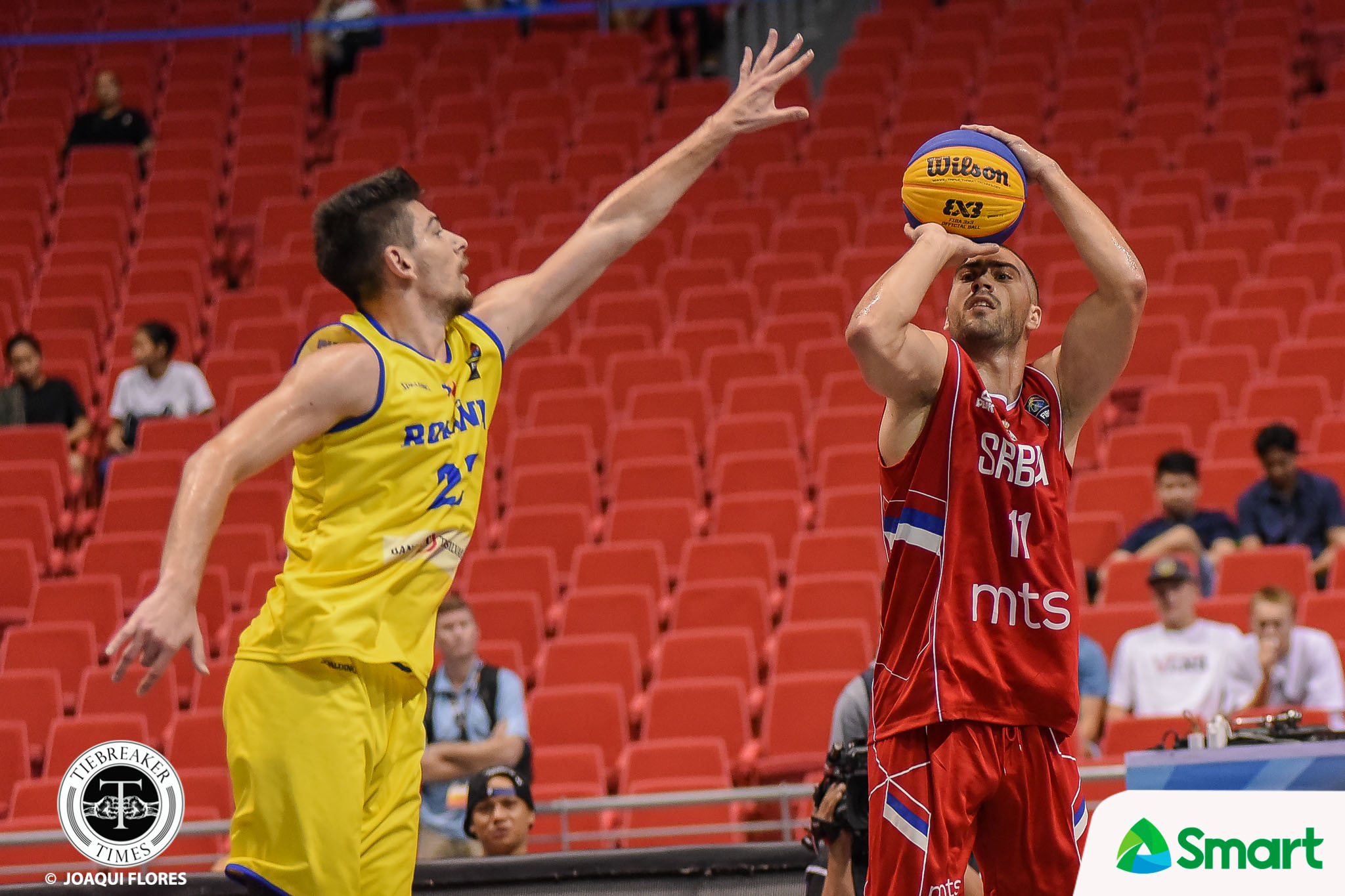 FIBA 3×3 World Cup Serbia vs. Romania – Dusan Bulut-0308