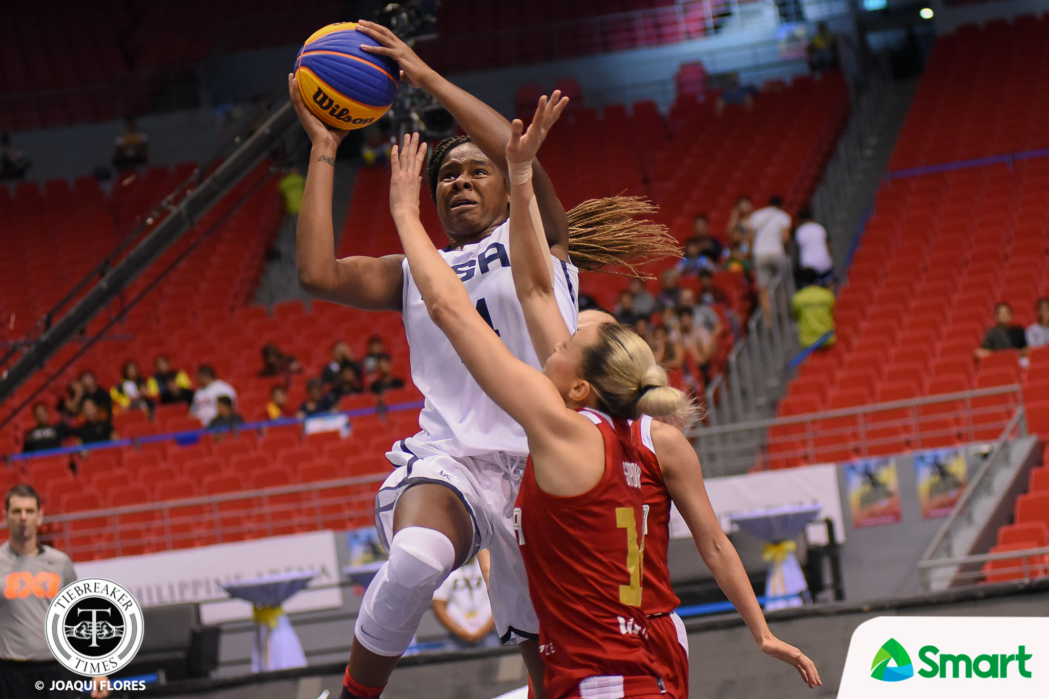 FIBA 3×3 World Cup USA vs. Russia – Ruth Hebard-0185