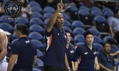 Tiebreaker Times Norman Black laments loss to elims finale as playoff looms Basketball News PBA  PBA Season 44 Norman Black Meralco Bolts 2019 PBA Governors Cup