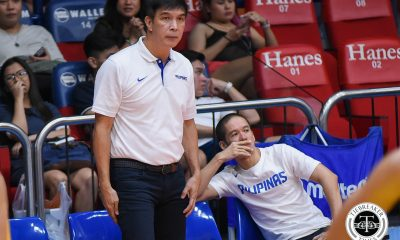 Tiebreaker Times Jong Uichico's goal? Spread coaching technology to provinces, grassroots Basketball Gilas Pilipinas News  SBP Coaches Academy Jong Uichico