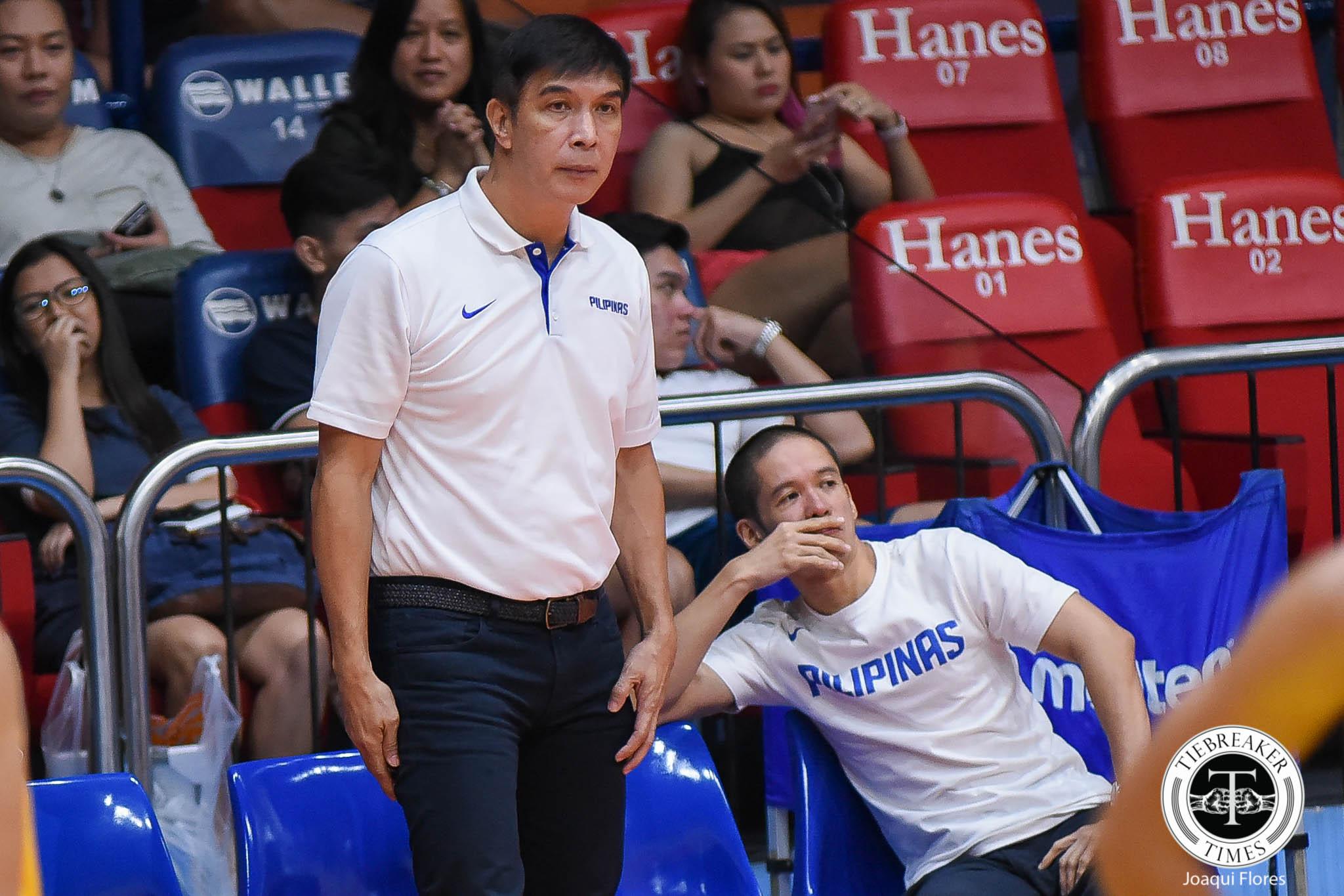 Tiebreaker Times Jong Uichico's goal? Spread coaching technology to provinces, grassroots Basketball Gilas Pilipinas News  SBP Coaches Academy Jong Uichico
