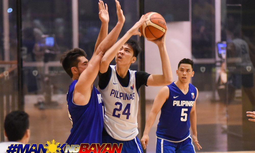 Gilas Cadets vs Batang Gilas – Kai Sotto