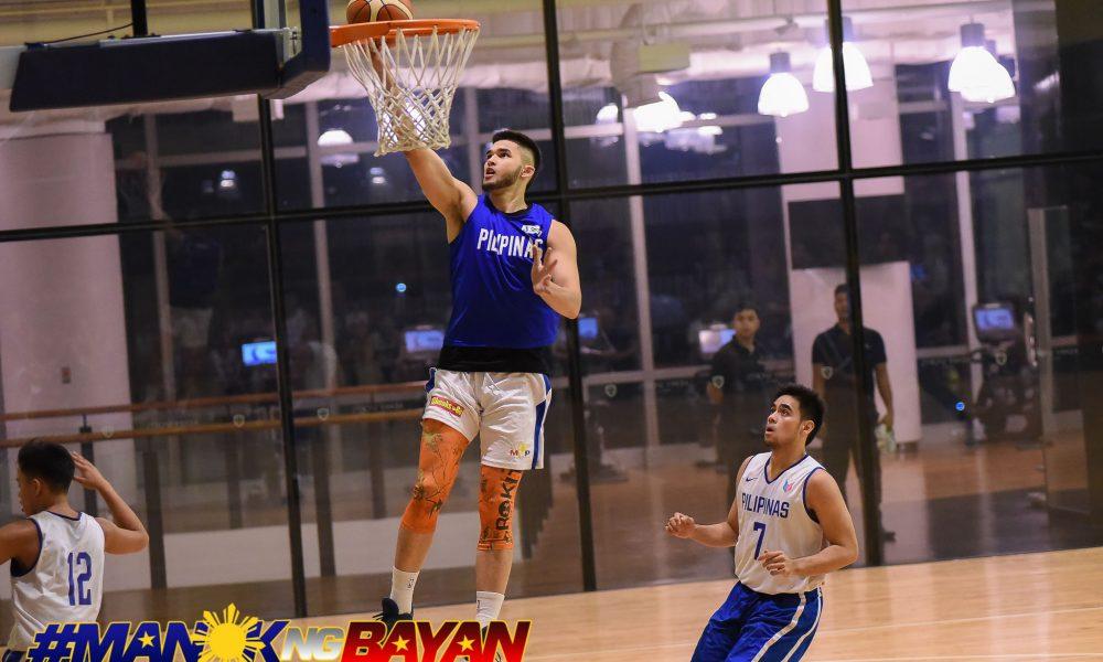Gilas Cadets vs Batang Gilas – Kobe Paras