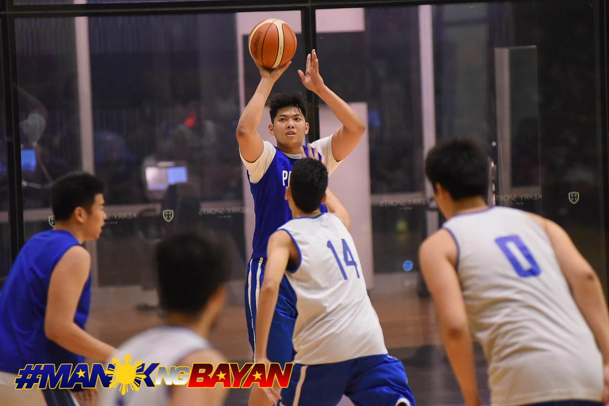 Gilas Cadets vs Batang Gilas – Prince Rivero