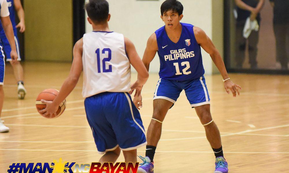 Gilas Cadets vs Batang Gilas – Thirdy Ravena