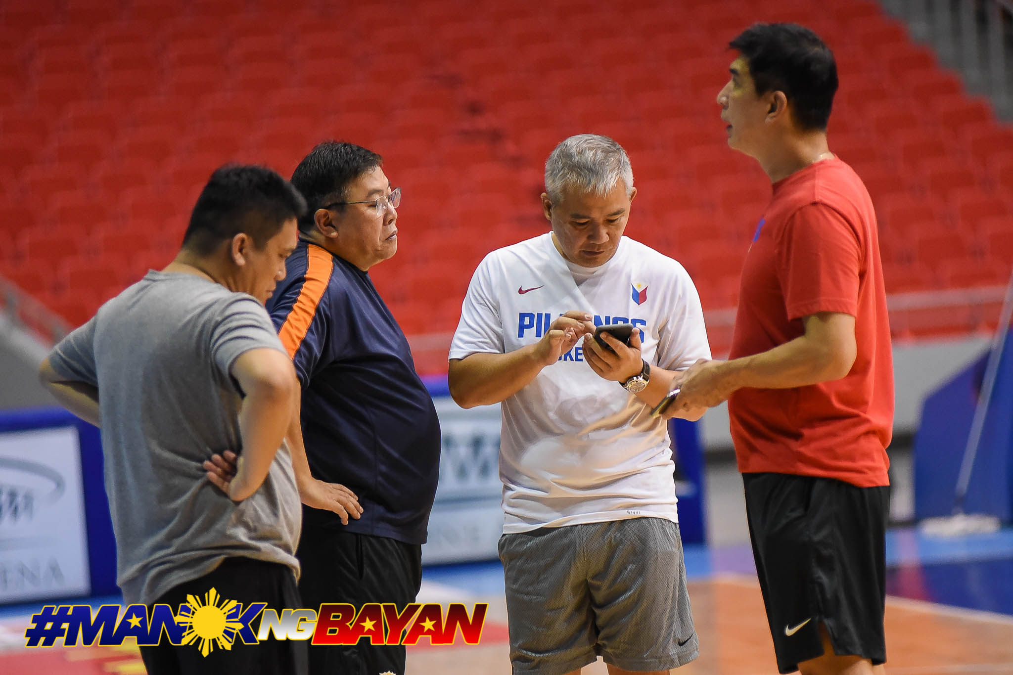 Tiebreaker Times Chot Reyes says ESPN5 made bid to air Azkals' Asian Cup campaign, denies being advisor to TNT Basketball Football News PBA Philippine Azkals  TNT Katropa Chot Reyes 2019 AFC Asian Cup