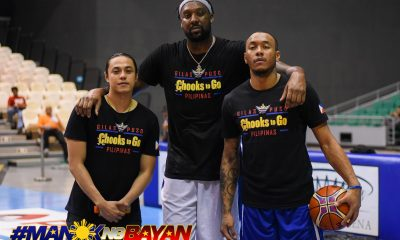 Tiebreaker Times Andray Blatche to serve as NLEX import if Gilas qualifies for FIBA World Cup 2019 FIBA World Cup Qualifiers Basketball Gilas Pilipinas News PBA  PBA Season 44 NLEX Road Warriors Gilas Elite Andray Blatche 2019 PBA Commissioners Cup 2019 FIBA World Cup Qualifiers