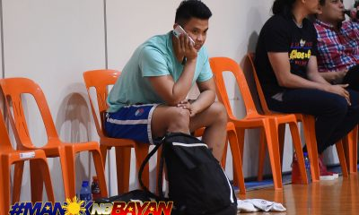 Tiebreaker Times Baser Amer joins Gilas practice Basketball Gilas Pilipinas News  Troy Rosario Terrence Romeo Roger Pogoy Matthew Wright Mac Belo June Mar Fajardo Jio Jalalon Jayson Castro Japeth Aguilar Gabe Norwood Carl Cruz Baser Amer Allein Maliksi 2019 FIBA World Cup Qualifiers Group B 2019 FIBA World Cup Qualifiers