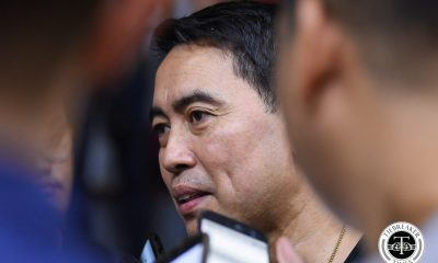 Tiebreaker Times SOURCES: Ramil De Jesus out as Women's Volleyball Team head coach News Volleyball  Ramil De Jesus 2018 AVC Cup for Women 2018 Asian Games-Volleyball