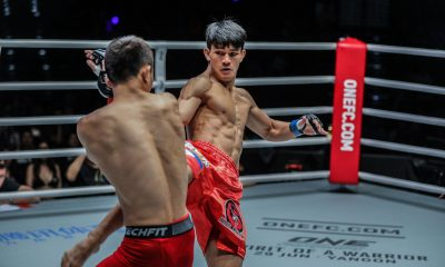 Tiebreaker Times Danny Kingad scores impressive UD win; Rodian Menchavez falls in just 10 seconds Mixed Martial Arts News ONE Championship  Rodian Menchavez ONE: Pinnacle of Power Ma Hao Bin Li Kai Wen Danny Kingad