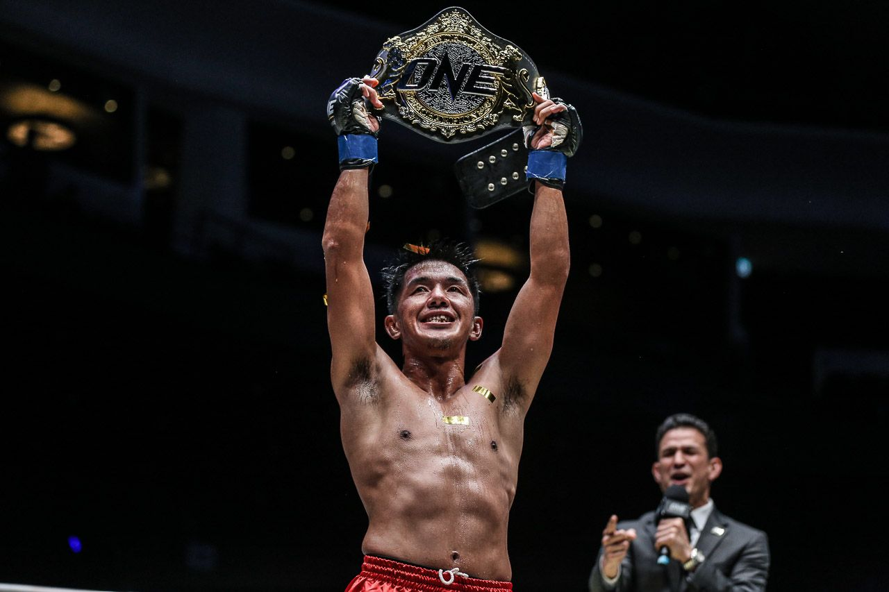 Tiebreaker Times Geje Eustaquio looks to break tie against Adriano Moraes in Manila Mixed Martial Arts News ONE Championship  ONE: Hero's Ascent Geje Eustaquio Adriano Moraes