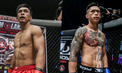 Tiebreaker Times Kevin Belingon takes on Martin Nguyen for interim Bantamweight crown Mixed Martial Arts News ONE Championship  Yuki Kondo Shinya Aoki Shannon Wiratchai Renzo Gracie ONE: Reign of Kings Martin Nguyen Kevin Belingon
