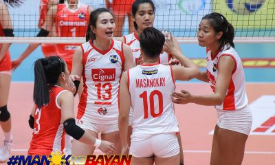 Tiebreaker Times Cignal HD escapes Cherrylume-UE News PSL UE Volleyball  Rod Roque Rachel Daquis Mylene Paat Mary Anne Mendrez Judith Abil Jeck Dionela Edgar Barroga Cignal HD Spikers Cherrylume Iron Lady Warriors Acy Masangkay 2018 PSL Season 2018 PSL Invitational Cup