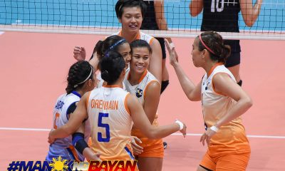 Tiebreaker Times Generika-Ayala finding life in 'group of death' News PSL Volleyball  Sherwin Meneses Generika-Ayala Lifesavers Bang Pineda 2018 PSL Season 2018 PSL Invitational Cup