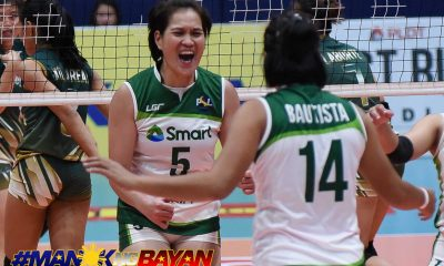 Tiebreaker Times Ging Balse reunites with Dimaculangan, Maizo in Petron News PSL Volleyball  Shaq delos Santos Petron Blaze Spikers Ging Balse Ces Molina 2018 PSL Season 2018 PSL All Filipino Conference
