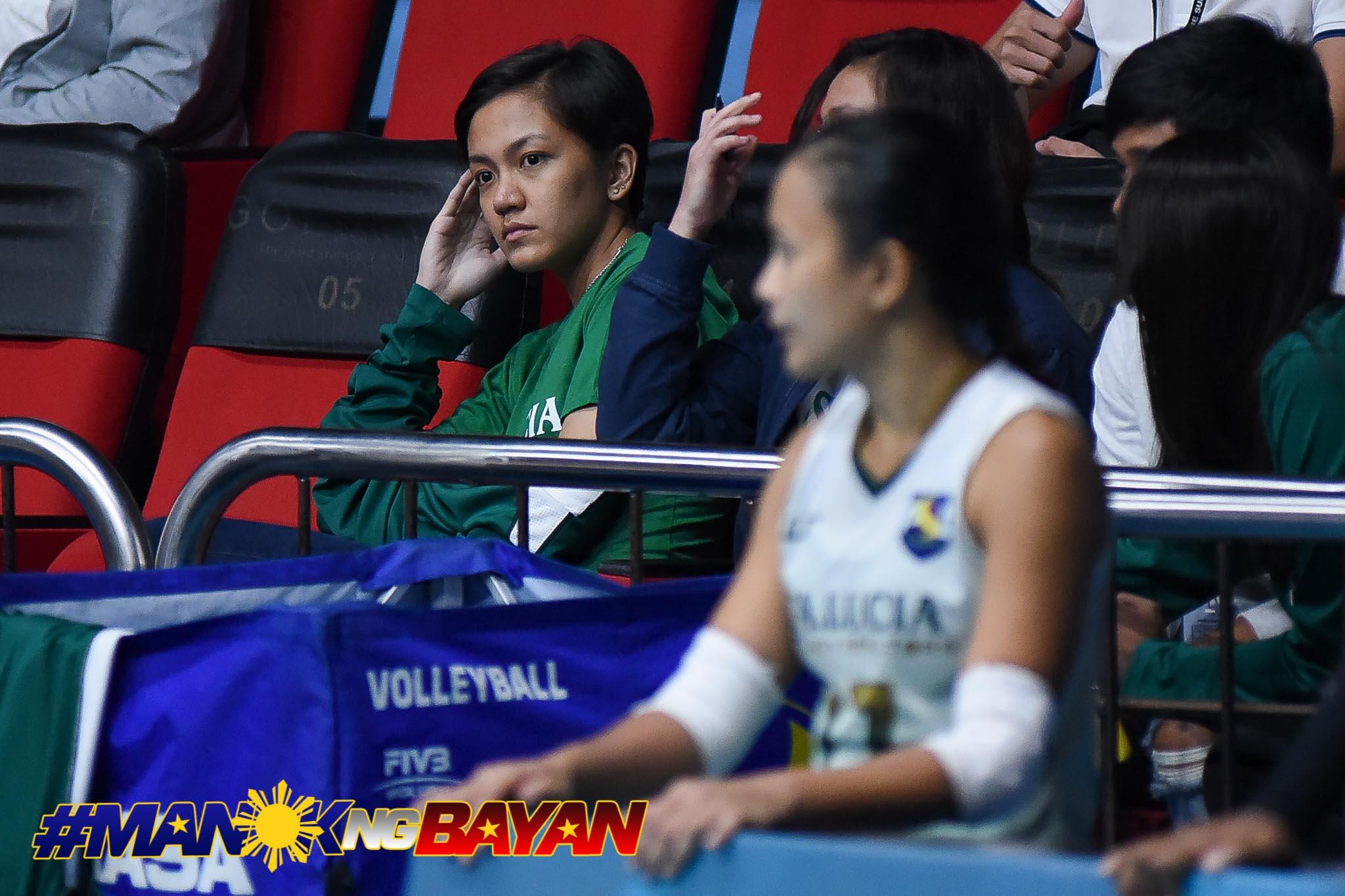 Tiebreaker Times Chin Basas adds to Generika-Ayala's recruitment coup News PSL Volleyball  Toni Basas Generika-Ayala Lifesavers 2020 PSL Season