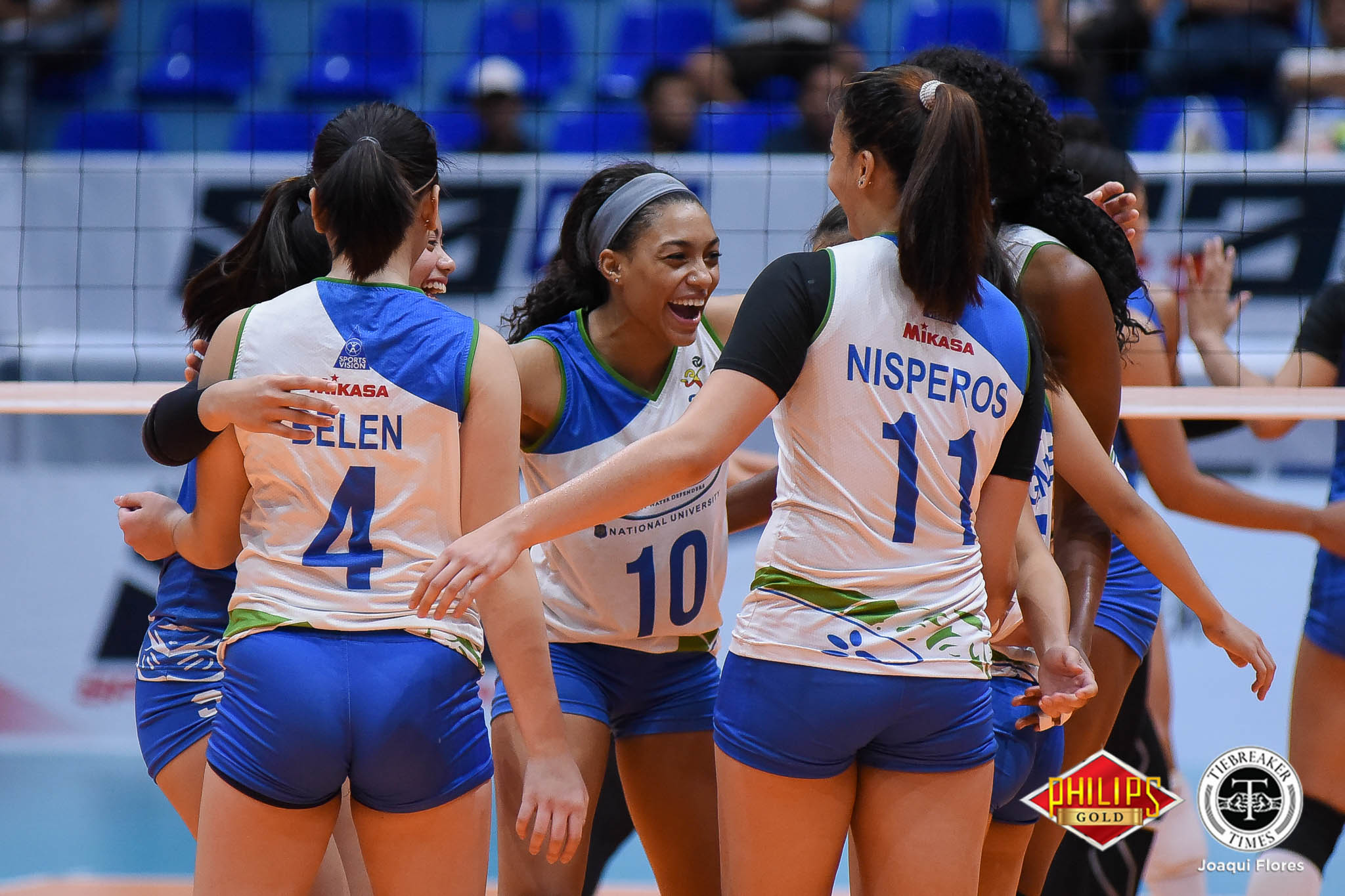 Tiebreaker Times With a more veteran squad, Janisa Johnson prepared harder this time around News PVL Volleyball  Petro Gazz Angels Janisa Johnson Arnold Laniog 2019 PVL Season 2019 PVL Reinforced Conference