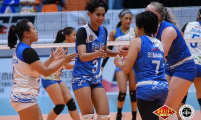 Tiebreaker Times Jeanette Panaga sees no trouble in transition to Petro Gazz News PVL Volleyball  Petro Gazz Angels Jerry Yee Jeanette Panaga 2019 PVL Season