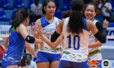 Tiebreaker Times Babes Castillo to young Bali Pure-NU: 'It's one experience that they can really remember' News NU PVL Volleyball  Bali Pure-NU Purest Water Defenders Babes Castillo 2018 PVL Women's Reinforced 2018 PVL Season