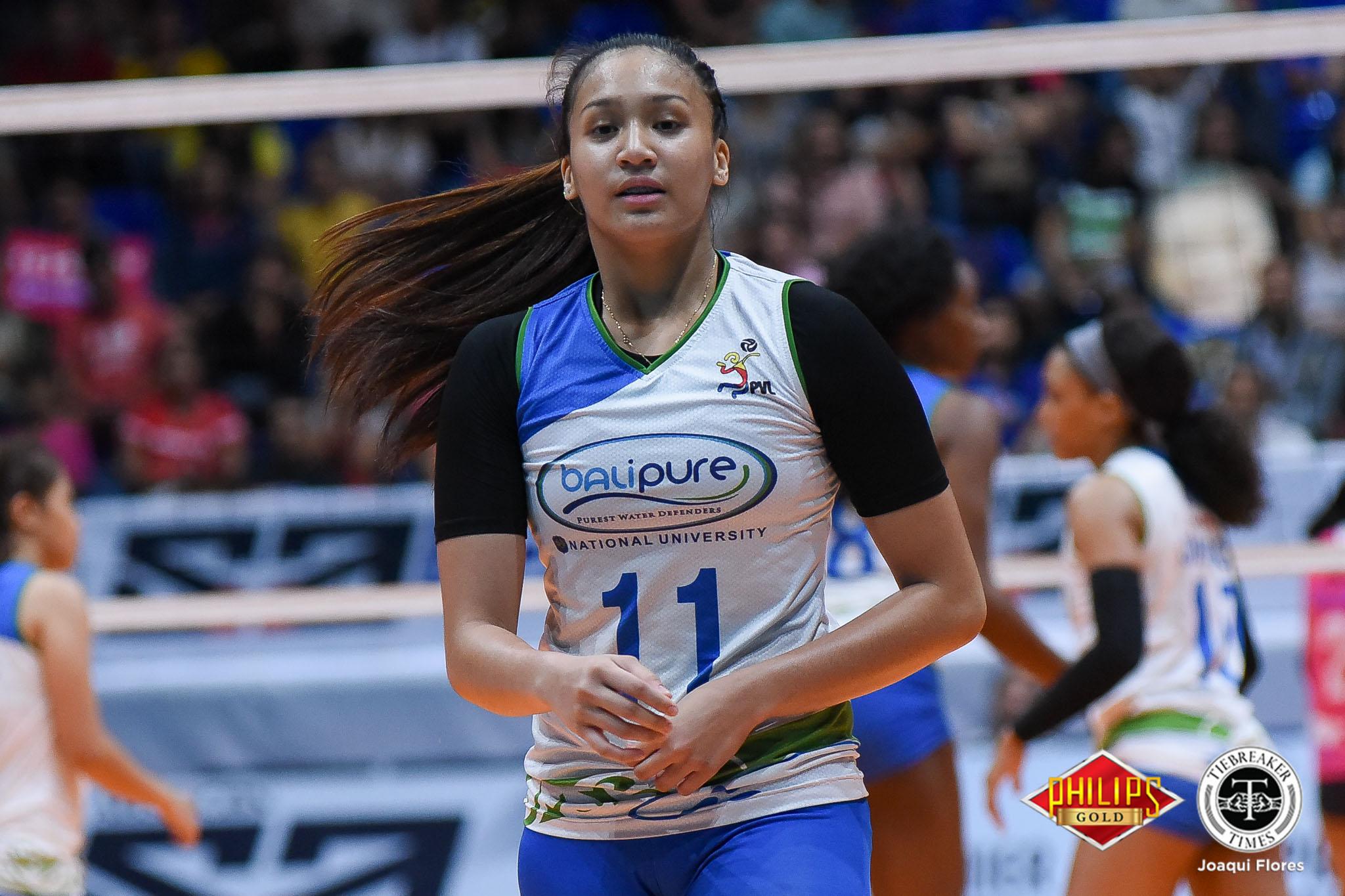 PVL-Reinforced-Creamline-vs.-Balipure-Nisperos-3947 Faith Nisperos seeks academic fulfillment in move to Ateneo ADMU News UAAP Volleyball  - philippine sports news
