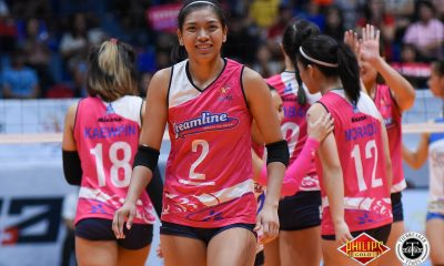 Tiebreaker Times Alyssa Valdez to serve as NLEX Road Warriors muse News PBA  PBA Season 44 NLEX Road Warriors Alyssa Valdez