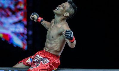 Tiebreaker Times Edward Kelly on next opponent Jadambaa: 'He is my idol' Mixed Martial Arts News ONE Championship  Team Lakay ONE: Pinnacle of Power Narantungalag Jadambaa Edward Kelly