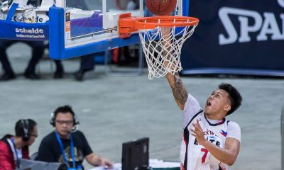 Tiebreaker Times JP Erram picks up double-double as Blackwater downs Seoul Samsung Basketball News  Seoul Samsung Thunders Raymar Jose Paul Zamar Kim Hyun Soo Kim Dong Uk JP Erram Bong Ramos Blackwater Elite 2018 Summer Super 8