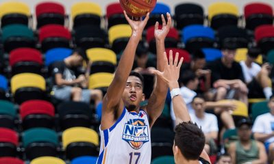 Tiebreaker Times Kenneth Ighalo leads NLEX's 26-point rout of Formosa Basketball News  Tian You Yang Raul Soyud NLEX Road Warriors Kenny Chien Kenneth Ighalo JR Quinahan Formosa Dreamers 2018 Summer Super 8