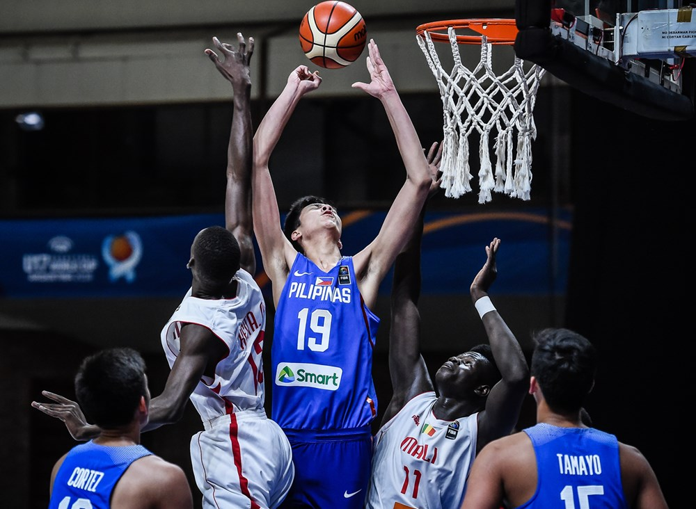 Tiebreaker Times Kai Sotto assures Batang Gilas of better finish than 2014 squad Basketball Gilas Pilipinas News  Raven Cortez Mike Oliver Kai Sotto Gerry Abadiano Forthsky Padrigao Egypt (Basketball) Batang Gilas 2018 FIBA Under-17 World Cup