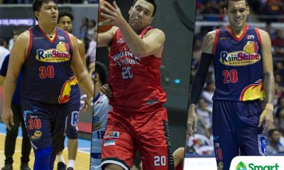 Tiebreaker Times Beau Belga, Greg Slaughter, Raymond Almazan ready to answer the call of duty 2019 FIBA World Cup Qualifiers Basketball Gilas Pilipinas News  Raymond Almazan Greg Slaughter Beau Belga 2019 FIBA World Cup Qualifiers