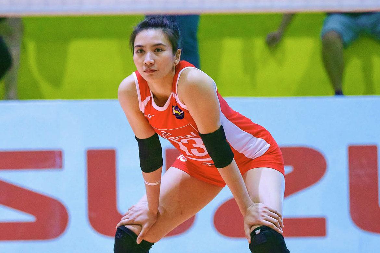 Tiebreaker Times Rachel Daquis named PSL's fifth ambassador News PSL Volleyball  Rachel Daquis Cignal HD Spikers 2018 PSL Season 2018 PSL All Filipino Conference